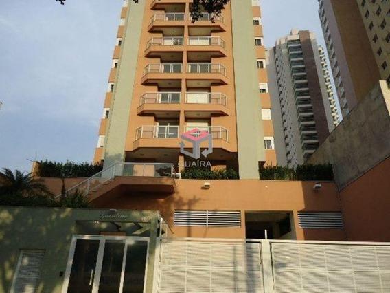 Apartamento À Venda, 3 Suítes, 3 Vagas, Bairro Jardim - Santo André/sp - 73438