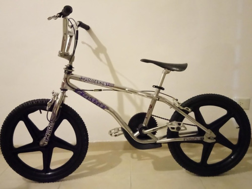 Haro Basher Bicicleta Freestyle Bmx (no Dyno Gt Hoffman)