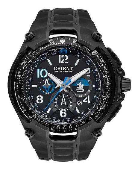 Relógio Masculino Orient Flytech Cronografo Mpttc001-p2px