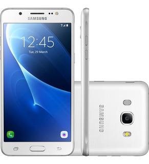 Smartphone Samsung Galaxy J5 Metal J510m 16gb Branco Vitrine