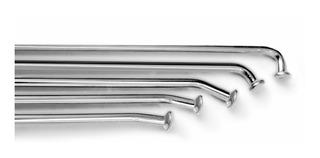 Kit De Raio Inox Intruder 250 Diant. + Tras. 3,5mm Bace