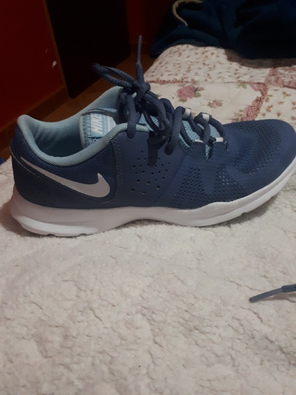 Zapatillas Nike Azul Marino Poco Uso