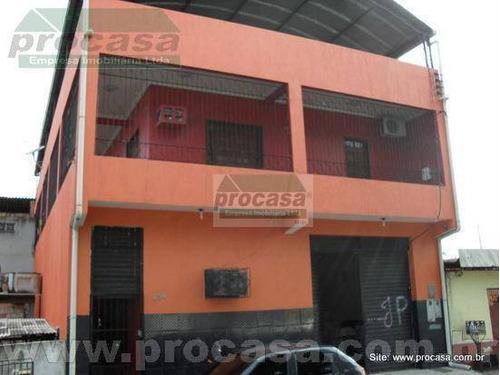 Prédio À Venda, 730 M² Por R$ 650.000,00 - Betânia - Manaus/am - Pr0182