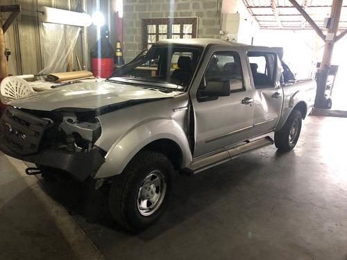 Ford Ranger 3.0 Xl Cab. Dupla 4x4 4p Sucata