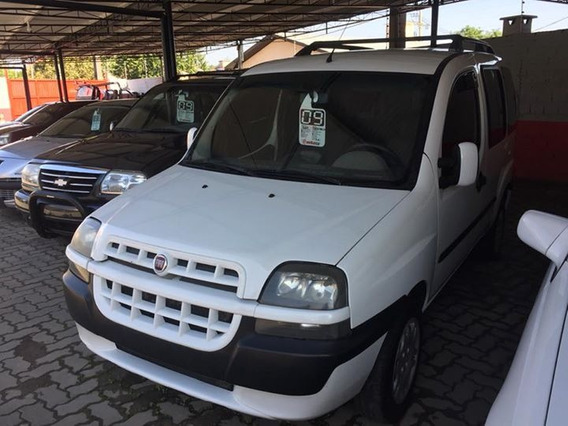 Fiat Doblo 1.8 Adventure Locker Flex 5p