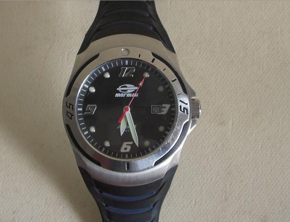 Relógio Technos Mormaii Jaws Black Original Vintage Na Caixa
