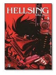 Gibi Manga Hellsing Volume 5 Hellsing 5