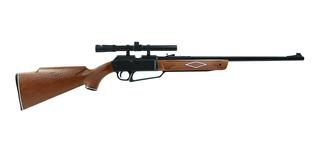Rifle Daisy 880 Neumático De Multibombeo + 1500 Postas