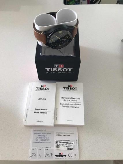 Relógio Tissot Chrono Xl - Original Adquirido Suíça