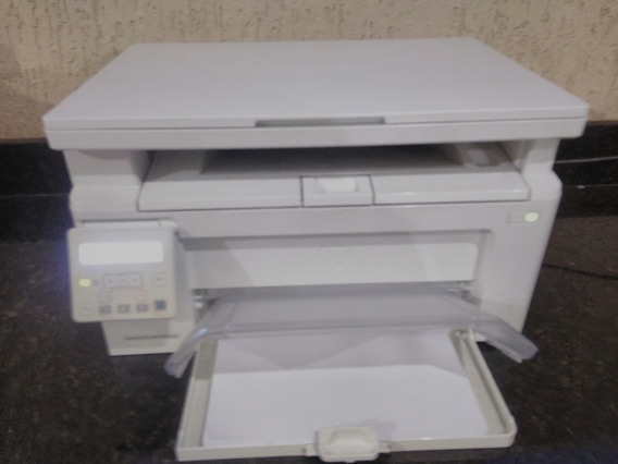 Multifuncional Hp M132nw Para Home Office Com Wi-fi