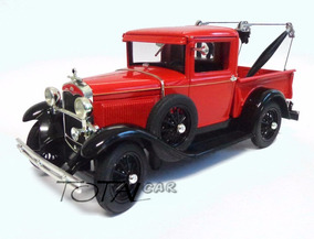 Ford Model A Tow Truck 1931 1:18 Signature Models