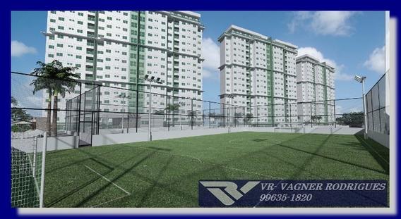 Lançamento Apartamento, 92m², 3 Suítes, Acabamento De 1ª