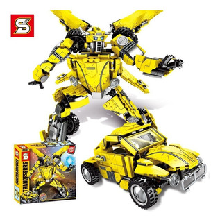 Lego Alternativo Transformers Bumblebee Sy1228