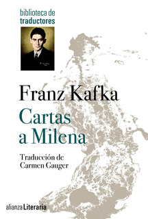 Cartas A Milena, Franz Kafka, Ed. Alianza