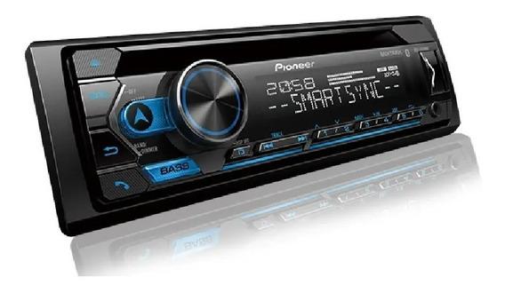 Cd Player Automotivo Pioneer Deh-s4280bt Bluetooth Usb