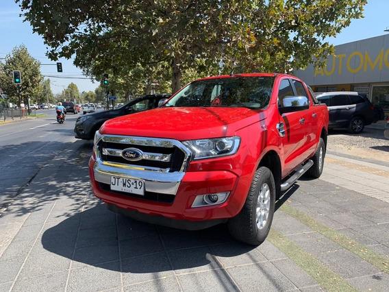 Ford Ranger Xlt 3.2 2017