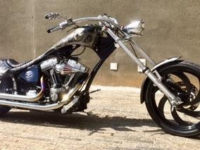 Harley Davidson 2007 Softail Personalizada Tarso Marques
