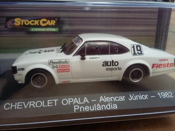 Miniatura Opala Alencar Júnior 1/43 Stock Car Brasil Ed 42