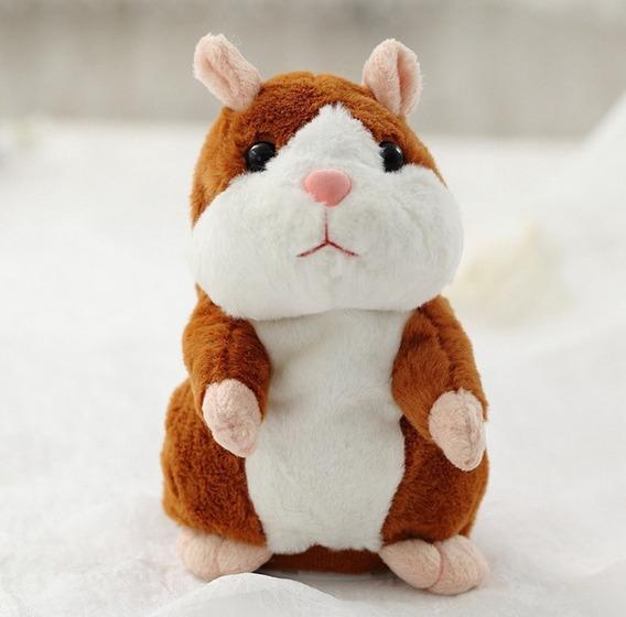 Hamster Falante Repete O Que Fala Estilo Talking Tom Dança