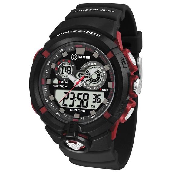 Relógio Xgames Digital Xmppa231 Bxpx