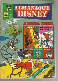 Almanaque Disney 109 - Abril - Bonellihq Cx08 B19
