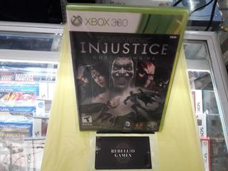 Injustice - Xbox 360