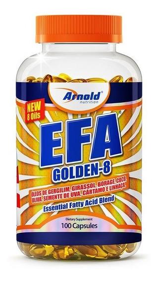 Efa Golden-8 (100caps) Arnold Nutrition