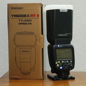 Yongnuo Yn600ex-rt 2 Canon Domodifusor + Novo Firmware 3.16