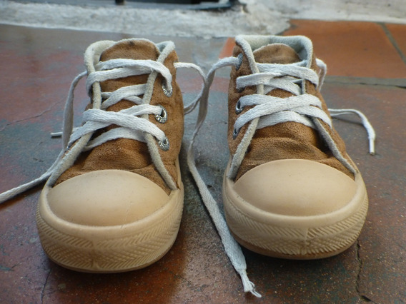 Zapatillas Botitas Cheeky Numero 20