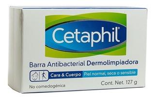 Cetaphil Antibacterial Barra 127g