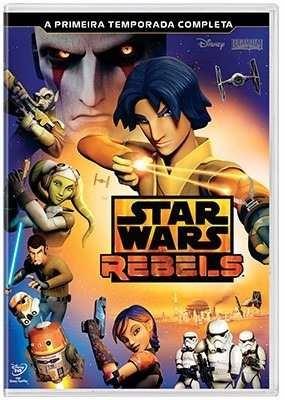 Box Star Wars Rebels 1 Temporada Completa