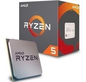 Kit Upgrade Gamer Asus + Ryzen R5 1400 + 4gb Ddr4