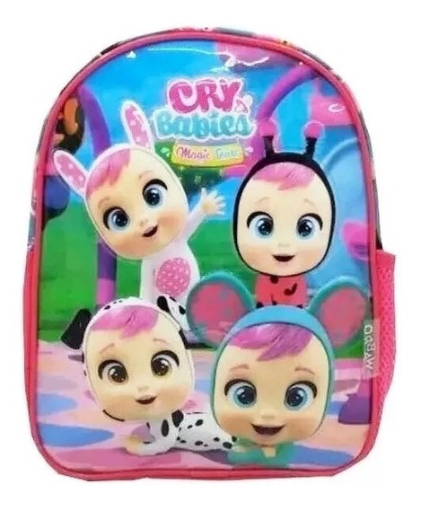 Mochila Cry Babies Magic Tears Espalda 11