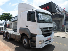 Mb 2544 6x2 2012 Automática= Scania R400 R440 G420 Stralis