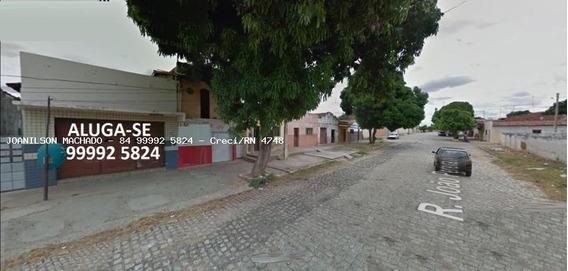 Ponto Comercial Para Locação Em Açu, Centro/assú - Prédio Comercial Por Trás Da Delegacia, 1 Banheiro - Pr1111-prédio Assu