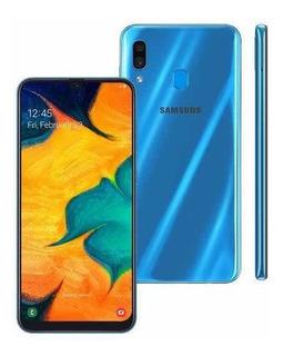 Samsung A30 Azul
