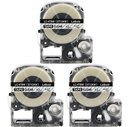 Cintas Etiquetadora Epson Lw400, Lw 300, Lw600