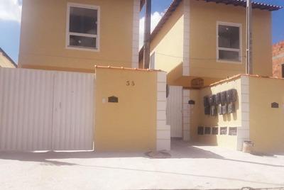 Casa Em Coelho, São Gonçalo/rj De 0m² 2 Quartos À Venda Por R$ 118.000,00 - Ca212296