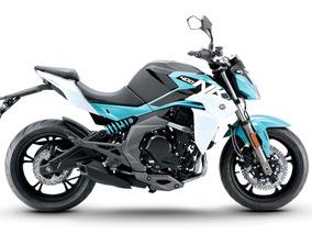 Cfmoto Nk400 Azul