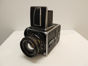Camera Hasselblad C500 C/ Duas Objetivas