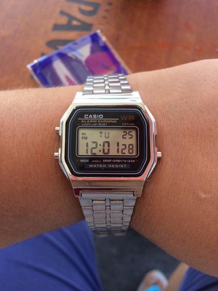 Relógio Unissex Retro Patra Promoção Imperdivel Hj