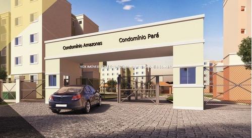 Apartamento - Jardim Betania - Ref: 50472 - V-50472