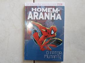 Coleção Homem Aranha O Fator Mutante Salvat