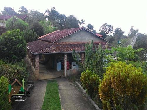 Chácara Muito Bem Localizada, Ideal Para Quem Busca Tranqüilidade Na Região Do Circuito Das Águas. - Ch0072