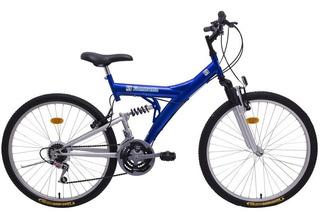 Bic Mtb D/s 21v R26 Azul 10283 Siambretta