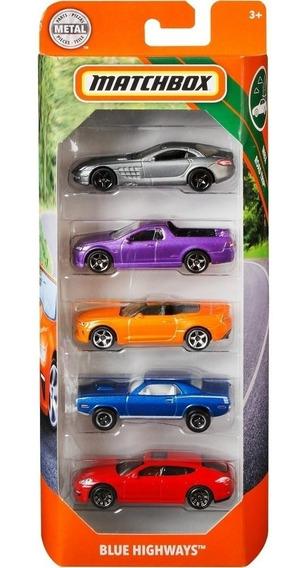 Matchbox Autos Coleccion Esc 1:64 Original Mattel
