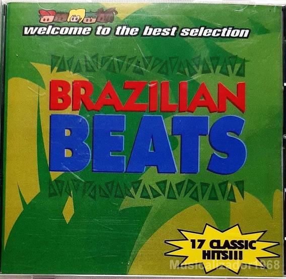 Varios Brazilian Beats Cd Música Brasilera Importado Envios