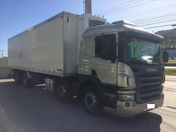 Scania P310 Bau 20 Palets