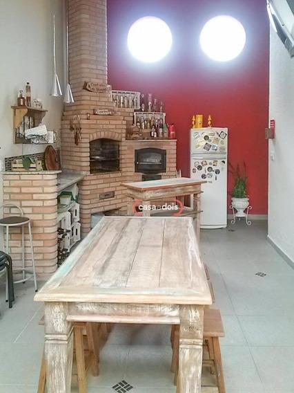Casa Com 3 Dormitórios Para Alugar, 95 M² Por R$ 1.800,00/mês - Jardim Wanel Ville Iii - Sorocaba/sp - Ca0568