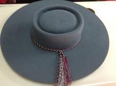 Sombrero De Paño Gaucho Gris en Mercado Libre Chile 4ca9d4952d5